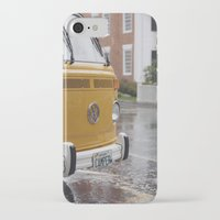vw iPhone & iPod Cases featuring VW by Karen Herder