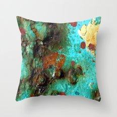 Outer World Throw Pillow
