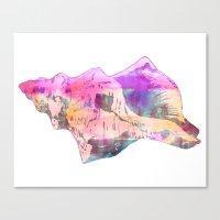 Seashell #8E Canvas Print
