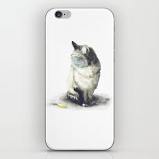 _all you need is in your head iPhone & iPod Skin