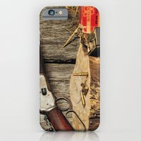 iPhone & iPod Case featuring Winchester Model 53 by Captive Images Photography