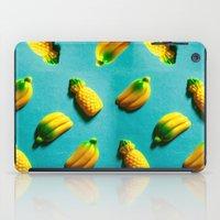 Ananas 'N Bananas iPad Case