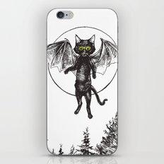Batcat Rises iPhone & iPod Skin