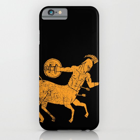 centaur iPhone & iPod Case