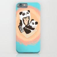 Panda & Jess iPhone 6 Slim Case
