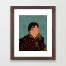 Eskel Framed Art Print