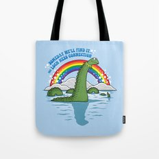 The Lochness Connection Tote Bag