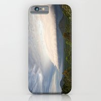 Storm clouds over Australian landscape iPhone 6 Slim Case