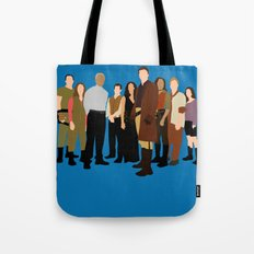 Firefly/serenity crew Tote Bag