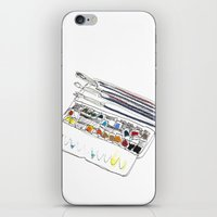 Atelier I iPhone & iPod Skin