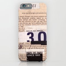 BOOKMARKS SERIES pg 334 iPhone 6s Slim Case