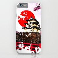Japan Hirosaki Castle iPhone 6 Slim Case