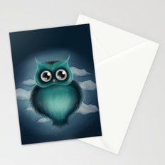 owl Stationery Cards