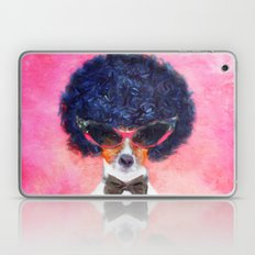Charlie - Dog Portrait Laptop & iPad Skin
