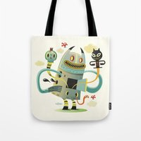 Promenade (without Backg… Tote Bag