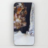 Citrine and Bone iPhone & iPod Skin