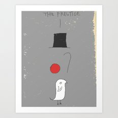 The Prestige Art Print