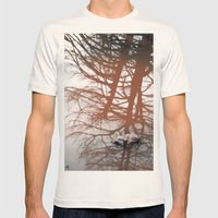 Trees Mens Fitted Tee Natural SMALL