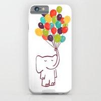 Flying Elephant iPhone 6 Slim Case
