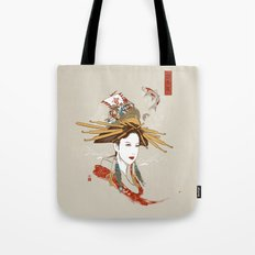 Nihonsei Tote Bag