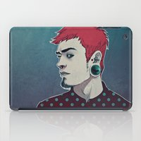 Polkathedots iPad Case