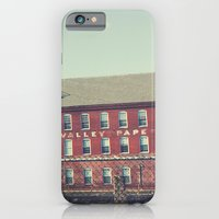 iPhone & iPod Case featuring Valley Paper Company by Rebekah Carney