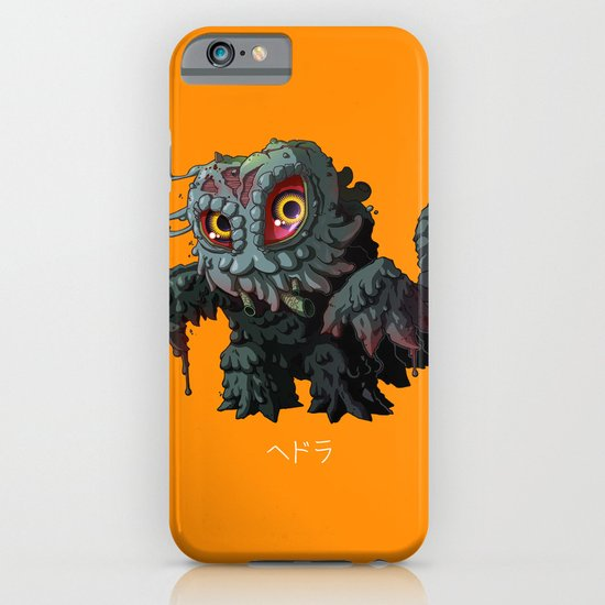 Hedorah iPhone & iPod Case