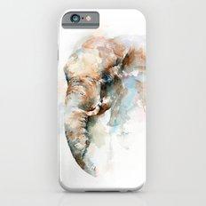 Wild in Samburu . . . Elephant iPhone 6 Slim Case