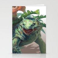 Pokemon-Venusaur Stationery Cards