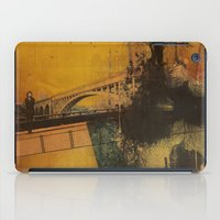Crossing Over iPad Case