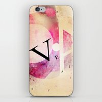 VEA 21 iPhone & iPod Skin
