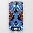 Sugar Skull #9 iPhone & iPod Case