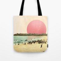 Proud Summer Sun Tote Bag