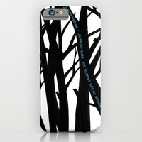 iPhone & iPod Case featuring Dersu Uzala by Claudio Gomboli