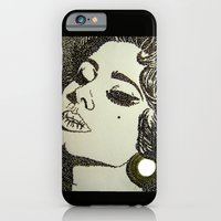 Sophia iPhone 6 Slim Case