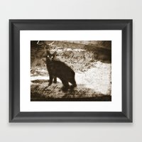 I Put A Spell On You Framed Art Print