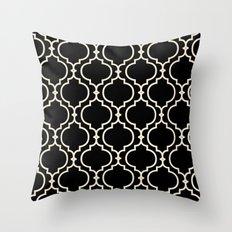 Trellis Patter II Throw Pillow
