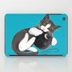 Death Star Kity iPad Case