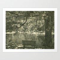 Tranquil I Art Print