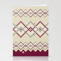 Jacquard 04 Stationery Cards