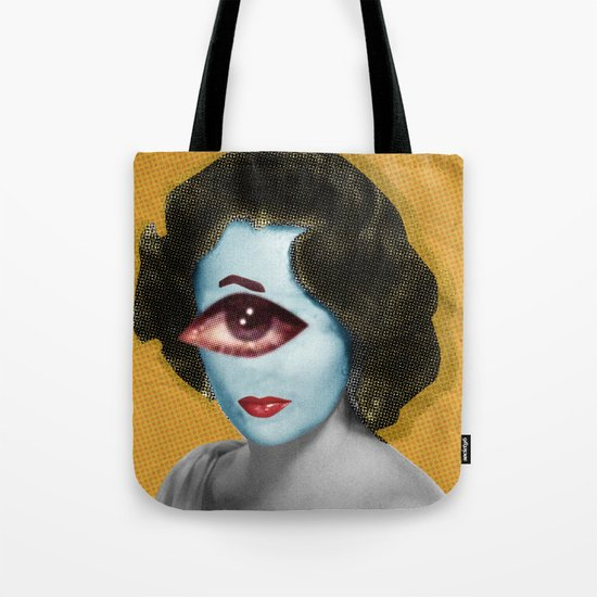 LizT Mix Collage 2 Tote Bag