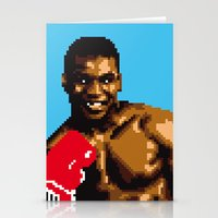American puncher Stationery Cards