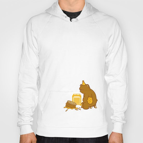 Birthday Bear Hoody
