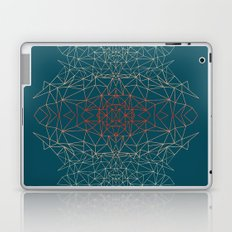 GeoGradientTurquoise Laptop & iPad Skin