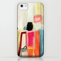 iPhone 5c Cases featuring anandita by sylvie demers