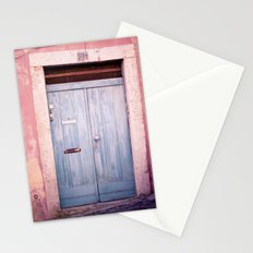 On our way to the castle... Stationery Cards