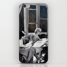 universal reading room iPhone & iPod Skin