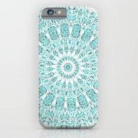 A Glittering Mandala  iPhone 6 Slim Case