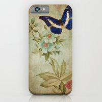 iPhone & iPod Case featuring Butterfly  by Angela Dölling, AD DESIGN Photo + Photo