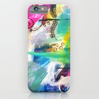 iPhone & iPod Case featuring eMotions by Aisha Abdul Rahman